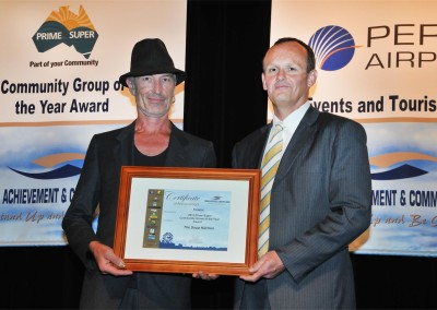 Dave Regional achievment awards 2012
