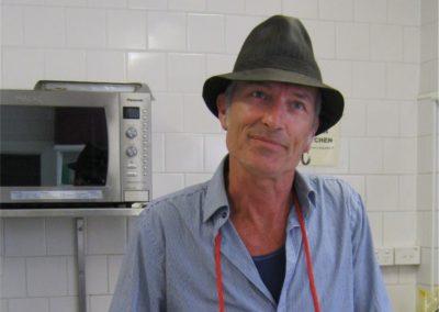 Soupie Coordinator & Caretaker Dave Seegar